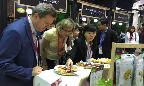 Doanh nghiệp Việt gom đặc sản đi chinh phục thị trường Thái
