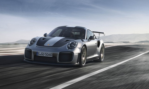 Nguồn gốc thương hiệu xe Porsche
