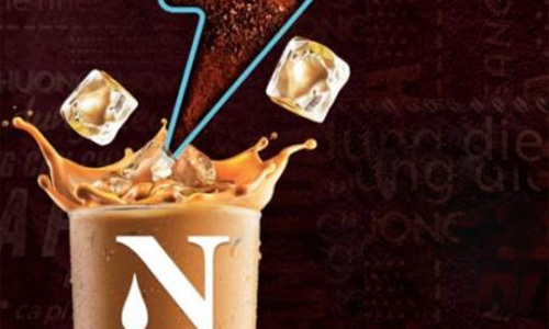 Nutifood lấn sân sang thị trường cà phê hòa tan