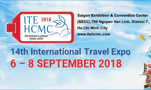 Hội chợ Du lịch Quốc tế TP. Hồ Chí Minh 2018