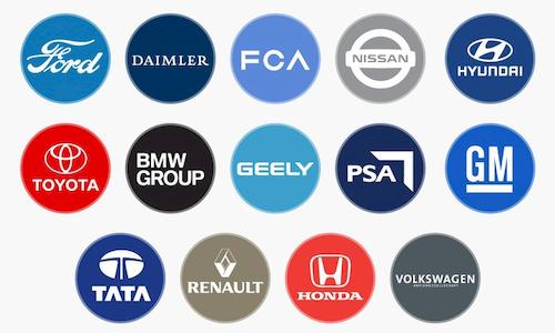 Có thể bạn chưa biết: 14 nhà sản xuất ô tô chi phối toàn bộ ngành ô tô thế giới