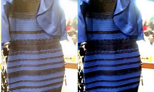 5 bài học tiếp thị từ chiếc váy chuyển màu