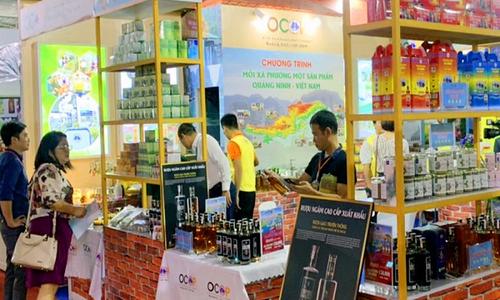 Hội chợ OCOP Quảng Ninh - Hè 2019