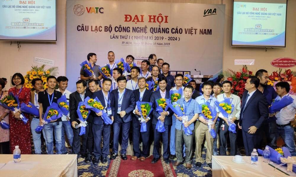 Đại hội lần thứ I (2019 - 2024) của Câu lạc bộ Công nghệ Quảng cáo Việt Nam