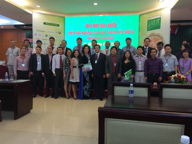 Tiến tới Đại hội Hiệp hội Quảng cáo Việt Nam Khóa V, nhiệm kỳ 2021 - 2025.