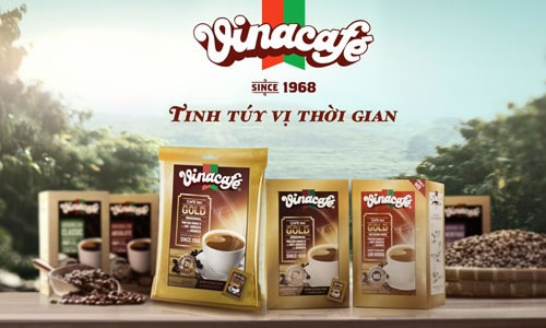 TVC Vinacafe - Quả Chuông Vàng 2016