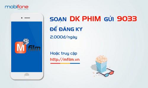 mFilm - Dịch vụ xem phim trực tuyến hấp dẫn