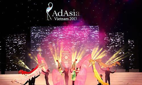 Khai mạc Đại hội Quảng cáo châu Á AdAsia lần thứ 28