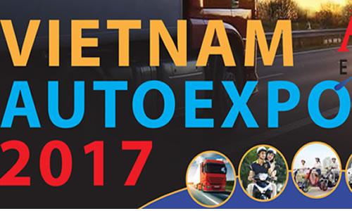 Triển lãm Quốc tế lần thứ 14 về Phương tiện Giao thông và Công nghiệp phụ trợ 2017