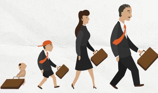 Vết rạn của mô hình doanh nghiệp gia đình