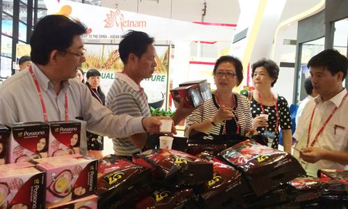 Cà phê G7 Khát vọng thương hiệu Việt