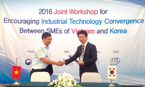 VMAT khẳng định thương hiệu trên các công trình xây dựng