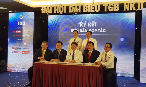 HAA ký kết Hợp tác với Câu lạc bộ Tiền Giang và Bến Tre
