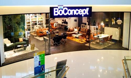 BoConcept, thương hiệu nội thất toàn cầu cho cư dân đô thị