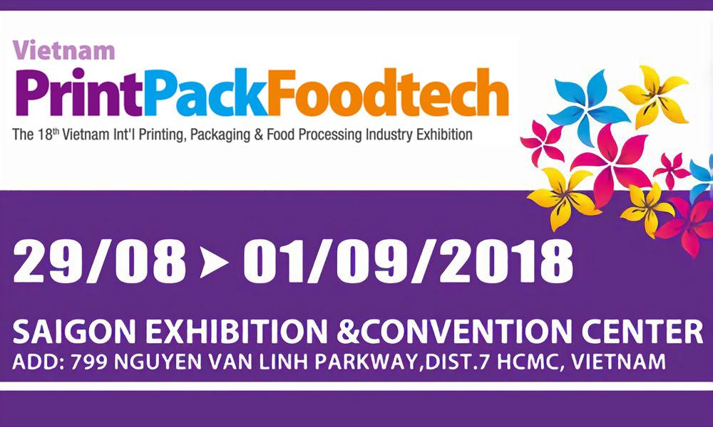 VIETNAM PRINTPACK & FOODTECH 2018