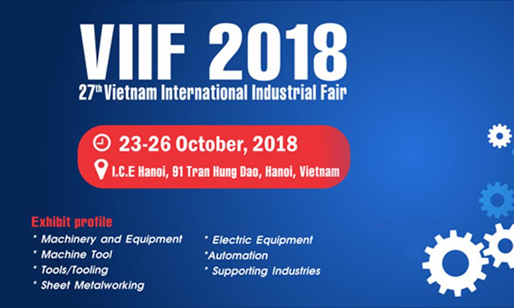 Hội chợ Quốc tế Hàng Công nghiệp Việt Nam lần thứ 27