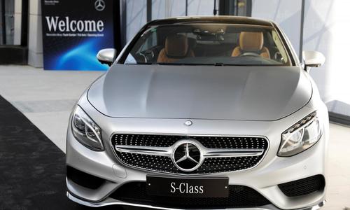 Công ty mẹ của Mercedes cung cấp dịch vụ gọi xe công nghệ ở Trung Quốc