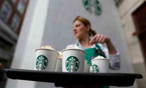 Starbucks hưởng lợi nhờ ly cà phê bất ngờ xuất hiện trong Game of Thrones