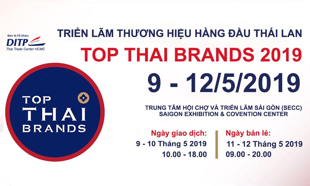 Triển lãm thương hiệu hàng đầu Thái Lan thu hút gần 250 doanh nghiệp
