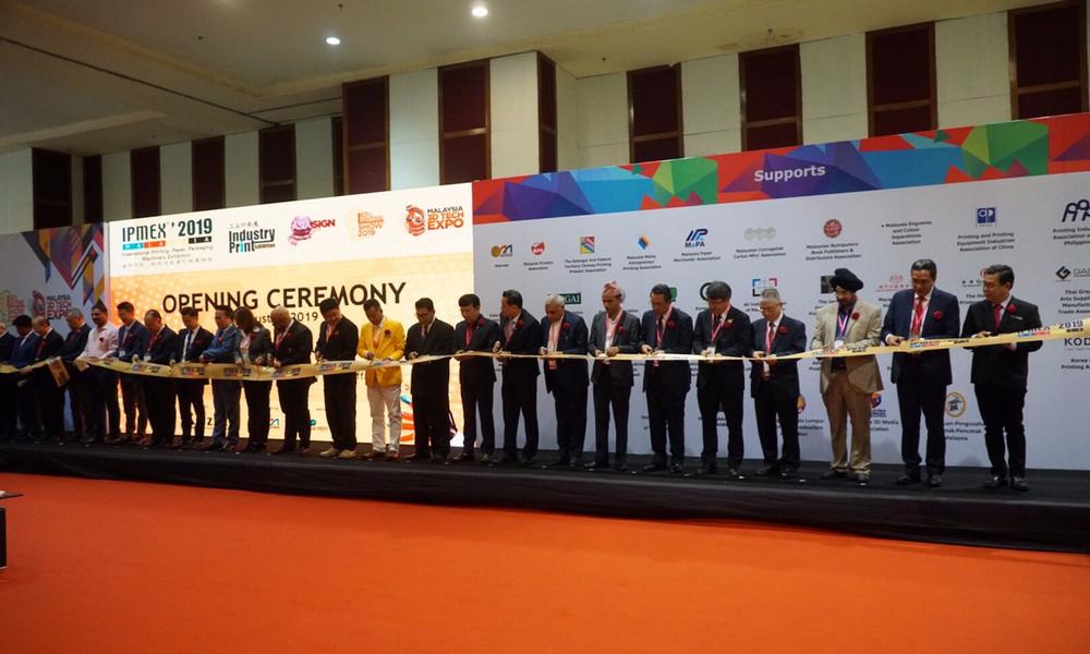 Khai mạc Triển lãm quốc tế ngành quảng cáo IPMEX' 2019 tại Malaysia