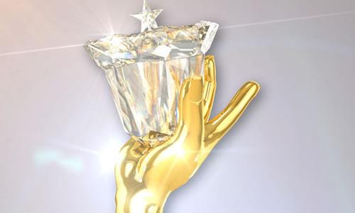 Cúp vàng danh giá của Giải thưởng Quả Chuông Vàng 2016