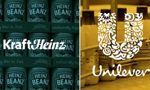 Unilever từ chối lời chào mua trị giá 143 tỷ USD từ Kraft Heinz