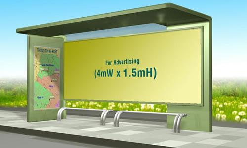 Thông báo về việc tiếp nhận hồ sơ thông báo trên bảng quảng cáo tấm lớn đã hết hạn