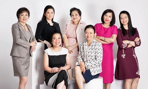9 điều cần biết về 50 phụ nữ ảnh hưởng nhất Việt Nam
