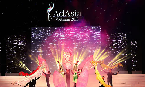 Khai mac Dai hoi Quang cao chau A AdAsia lan thu 28