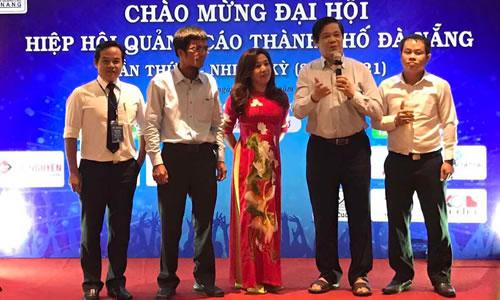 Hiep hoi Quang cao Da Nang to chuc thanh cong Dai hoi lan thu II, nhiem ky 2017 -2021