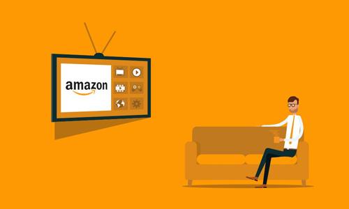 Amazon day manh xu huong quang cao qua video, truc tiep doi dau voi YouTube