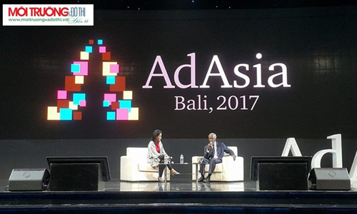 Dai hoi Quang cao Chau A (AdAsia) lan thu 30 tai Bali