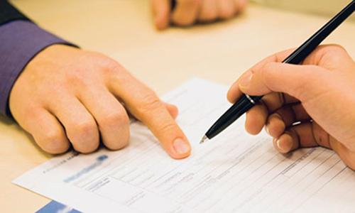Các giấy tờ cần nộp khi tiến hành thông báo sản phẩm quảng cáo